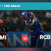 MI Vs RCB Perfect Dream11 Team Prediction Review