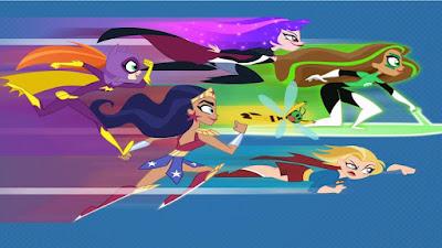 Cartoon Network | Super-heróis e super-heroínas invadem a programação