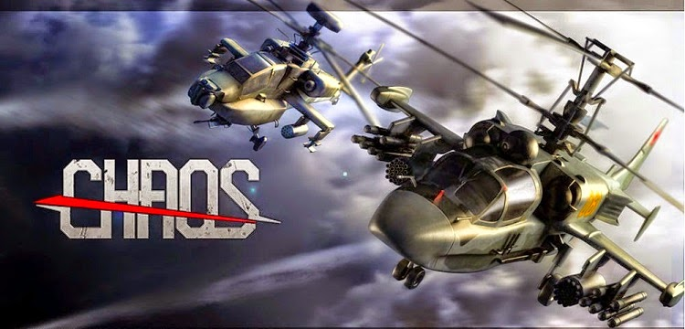 CHAOS Combat Helicopter
