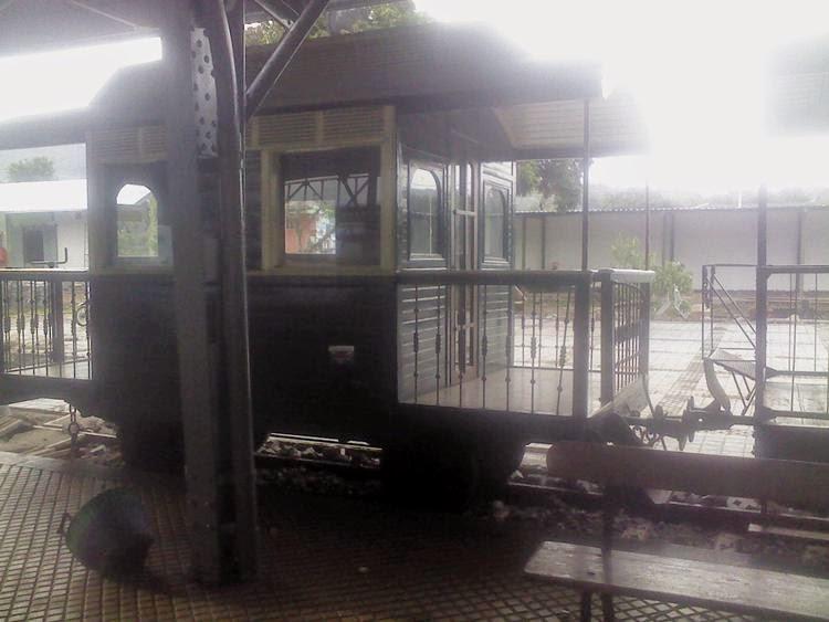 Gerbong Kereta Api Ambarawa