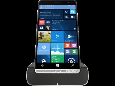 هاتف HP Elite x3 في متجر إتش بي الأمريكي