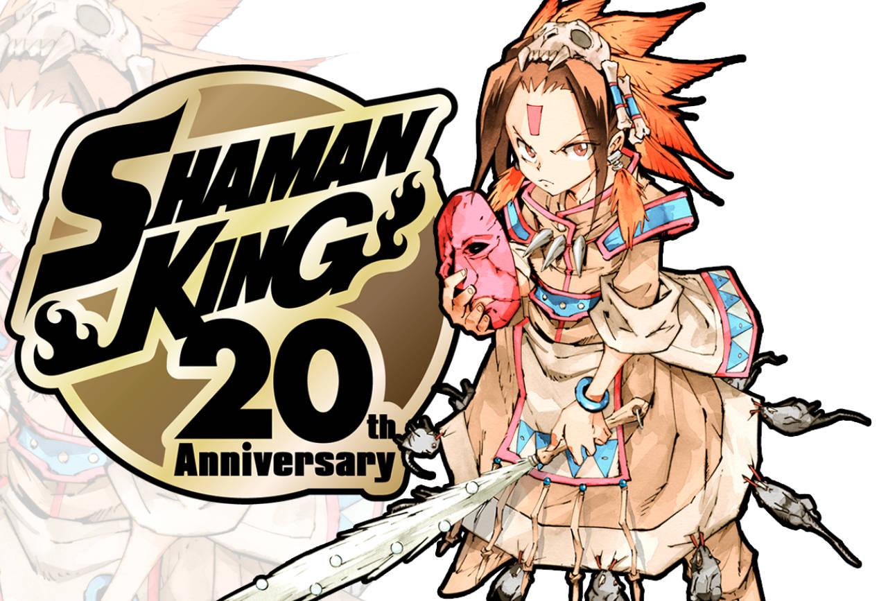 20-urodziny Shaman King