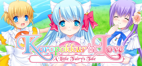 [2018][MangaGamer] Koropokkur in Love ~A Little Fairy's Tale~