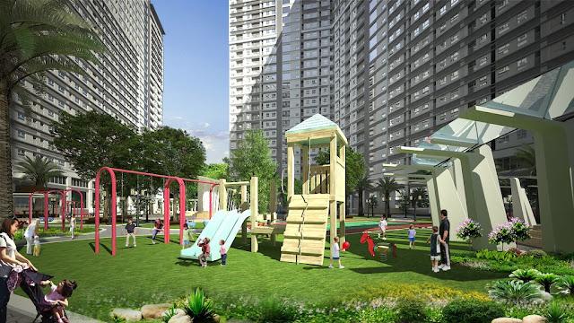 Khuôn viên vui chơi cho trẻ em tạo EuroWindow River Park