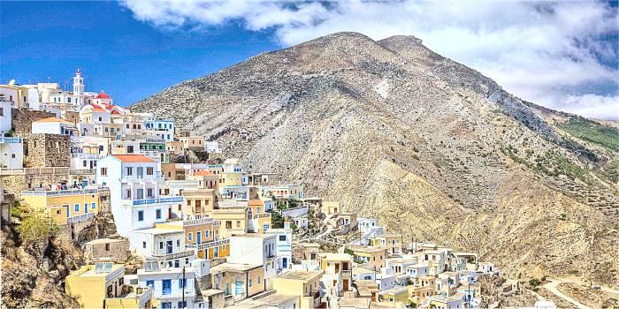 Luoghi da visitare a Karpathos - Grecia