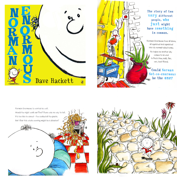 kids book review cartoon dave gallery