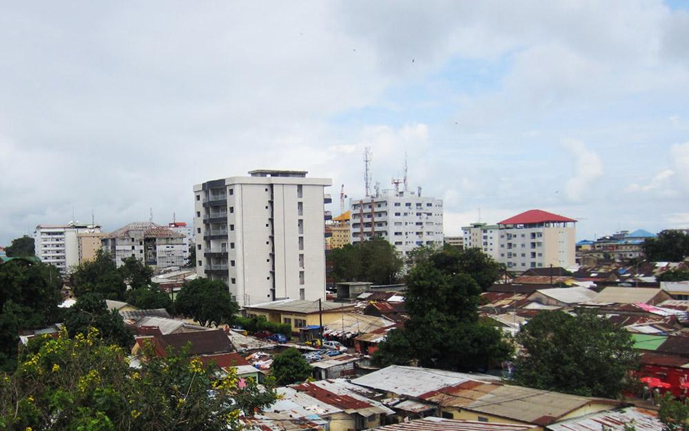 Conacri, Capital da Guiné