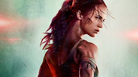 Tomb Raider - Trailer do novo filme