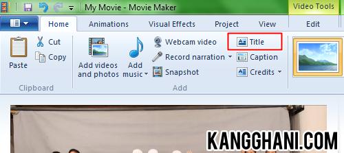 Cara Membuat Video dari Foto dan Musik di Komputer