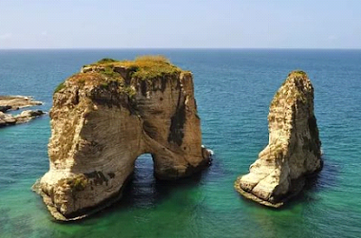 Rock of Raouche
