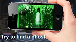 Kamera Pendeteksi Hantu di App Store