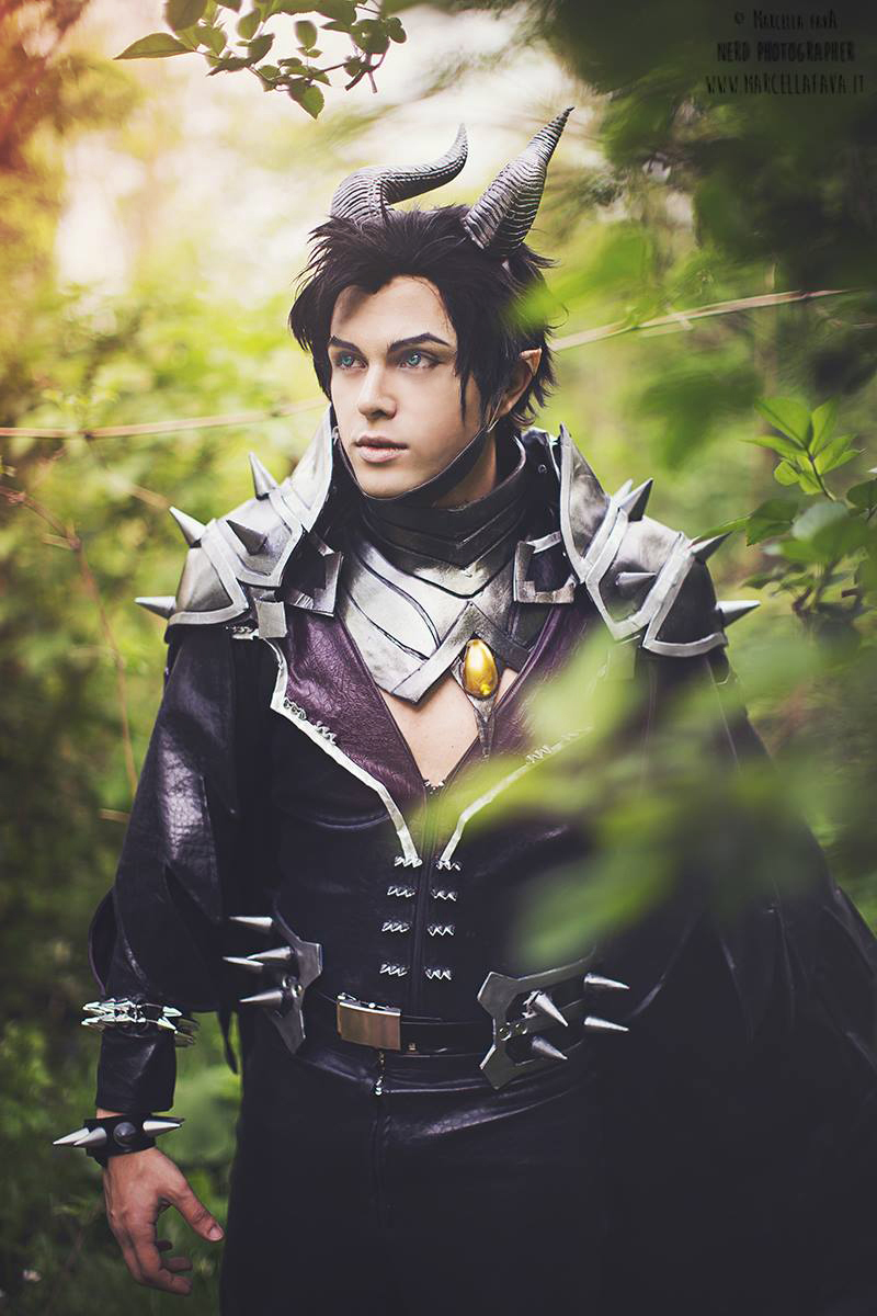 maleficent genderbend cosplay by - photo #8