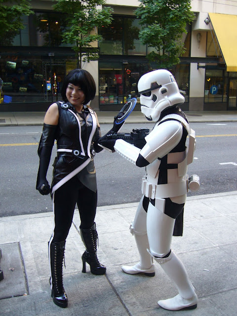 more Quorra pictures!  sc 1 st  Seattle Cosplay & Seattle Cosplay: Tron Legacy - Quorra