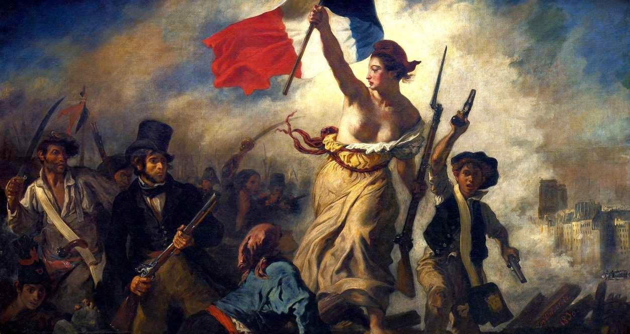 Separacion de poderes y revolucion francesa