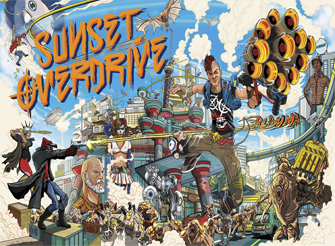 Sunset Overdrive [Full] [Español] [MEGA]