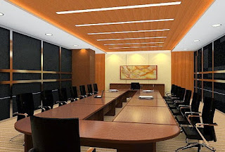 10 mẫu thiết kế phòng họp cao cấp trong văn phòng