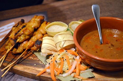 Kajang Grilled Satay
