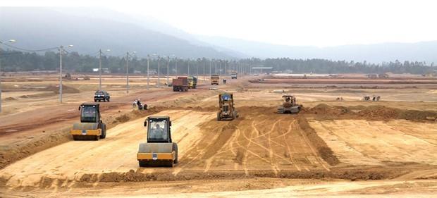 Xác định khối lượng công tác đất