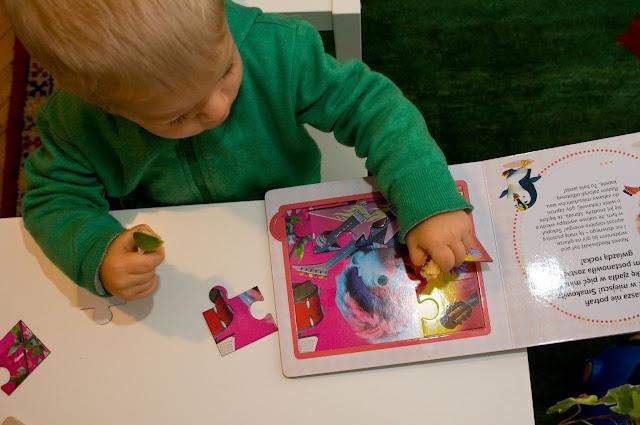bajka dla dwuletniego dziecka