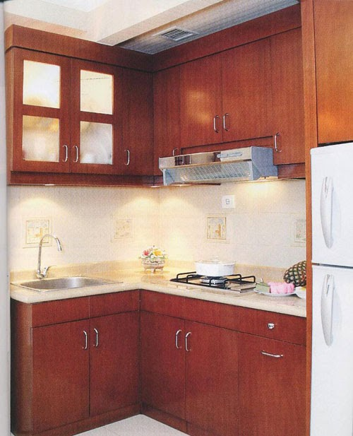 Dapur Cantik Tahun 2015 Dapur Mungil Nan Cantik