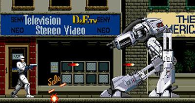 Arcade Robocop