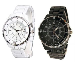 Mega Offer : Stylish  Watch Set Buy 1 Get 1 Free At Rs.388