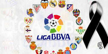 ¡Luto! La Liga y el fútbol internacional reciben malas noticias.