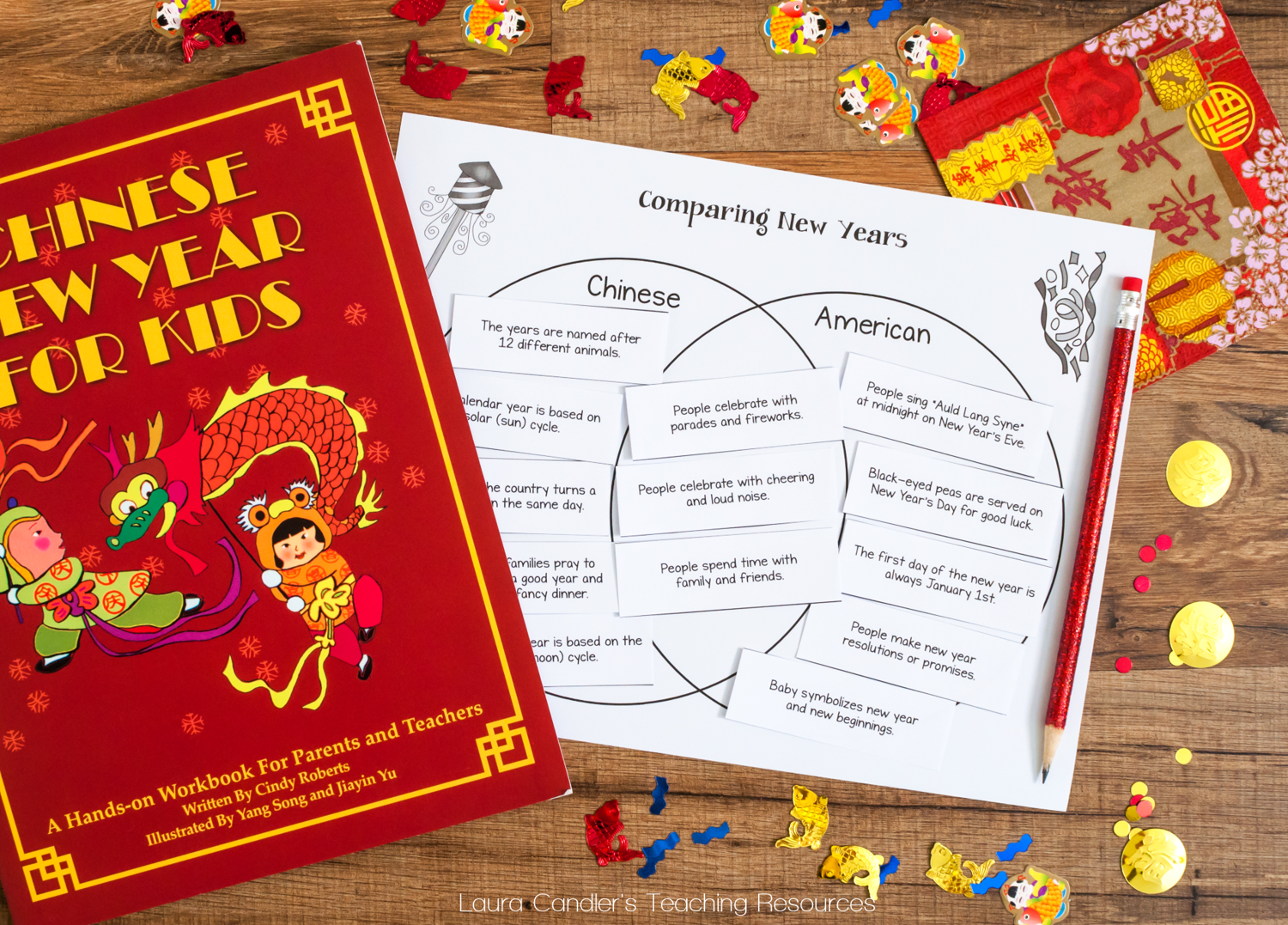 Corkboard connections chinese new year free teaching resources for homework ask students to interview a parent grandparent or other family member to find out what they know about new year traditions in their kristyandbryce Images