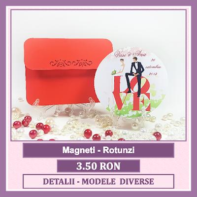 http://www.bebestudio11.com/2017/01/marturii-nunta-magneti-rotunzi.html