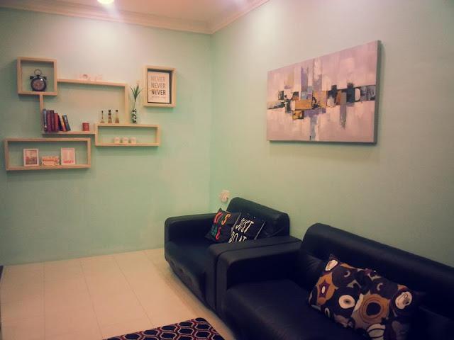 Adni Suite Homestay Seri Manjung Lumut | Ruang Tamu