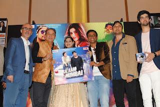 """Grand Musical Launch of Film """"SALAAM MUMBAI"""""""