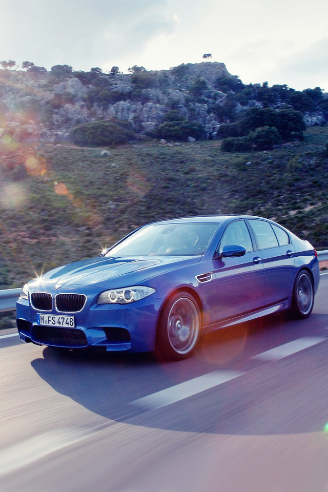 Latest iPhone Wallpapers: BMW M5 Newest Wallpapers Recent