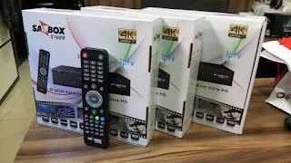 SATBOX S1009 HD LANÇAMENTO PRIMEIRAS IMAGENS - 21/09/2016