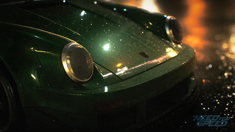 Porsche Turbo 930 in Need For Speed 2015 HD