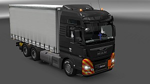 MADster - MAN Euro 6 mod version 1.3