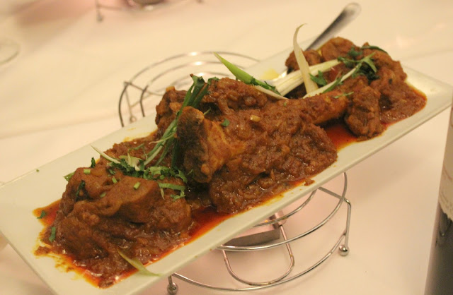 A picture of Chutney Ivy Leicester Babhorchi Lamb Shank Nihari
