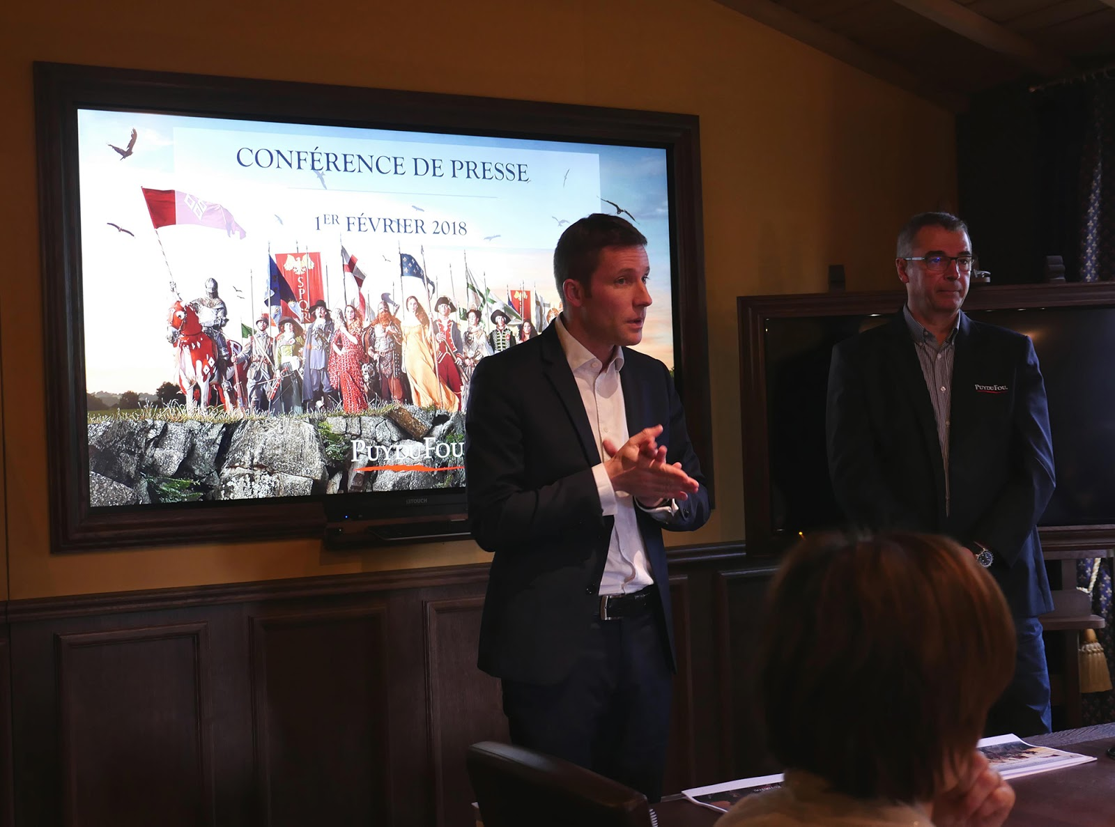 restaurant puy du fou noel 2018 ParcPlaza.net: Le Puy du Fou présente ses nouveautés 2018  restaurant puy du fou noel 2018