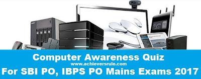 IBPS PO - SBI PO - SSC CGL -SSC CPO  EXAMS
