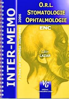 INTER MEMO ORL STOMATOLOGIE OPHTALMOLOGIE