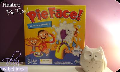 Pie Face ... dans ta face !