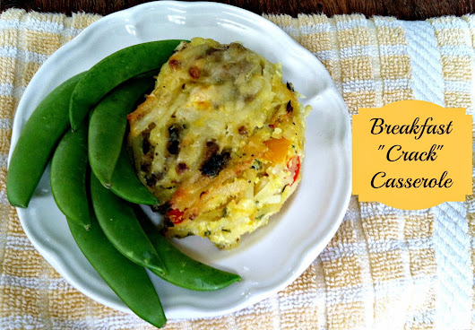 Breakfast Crack Casserole