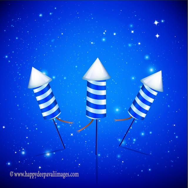 diwali firecrackers 3 rocket