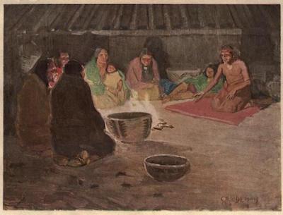 Freebookapalooza Merriam Tales Told By The Mewan Miwok Indians