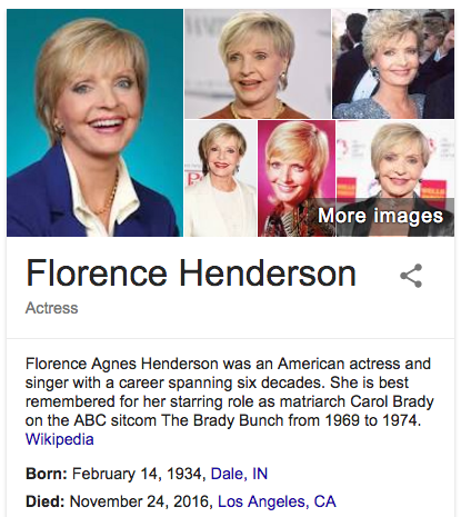 Fappening Ass Florence Henderson born February 14, 1934  nudes (58 fotos), Instagram, cleavage
