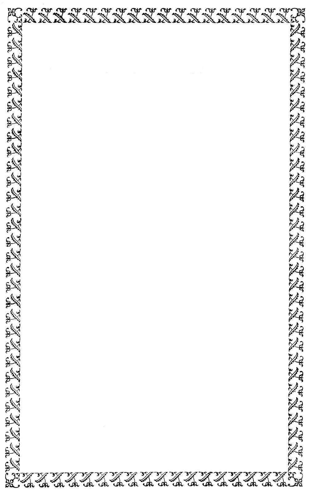 clip art borders frames download - photo #26