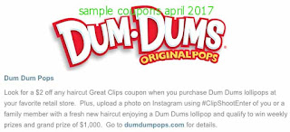 Great Clips coupons april 2017