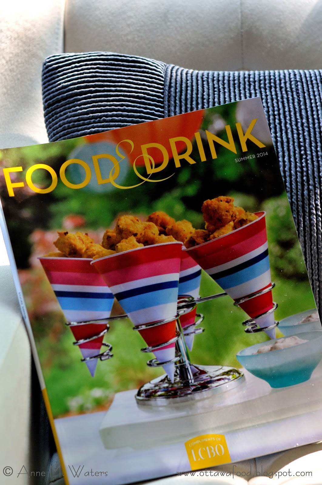food drink magazine summer lcbo issue music play