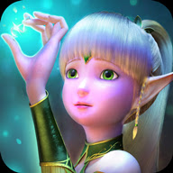 Throne of Elves: 3D Anime Action MMORPG x10 (Damage - Defense) MOD APK