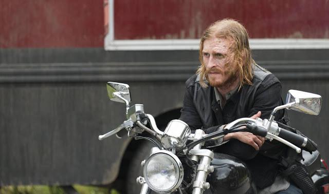 """Dwight en el 7x03 """"The Cell"""" de 'The Walking Dead'"""
