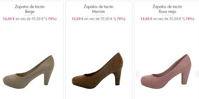 zapatos de tacon de Unicool